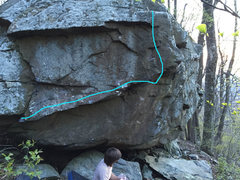 Rock Climbing Photo: Resolution