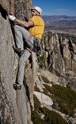 Rock Climbing Photo: Arrowhead, Woodfords.  PC: Kenny H.