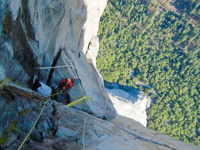 Rock Climbing Photo: Camp VI !!!