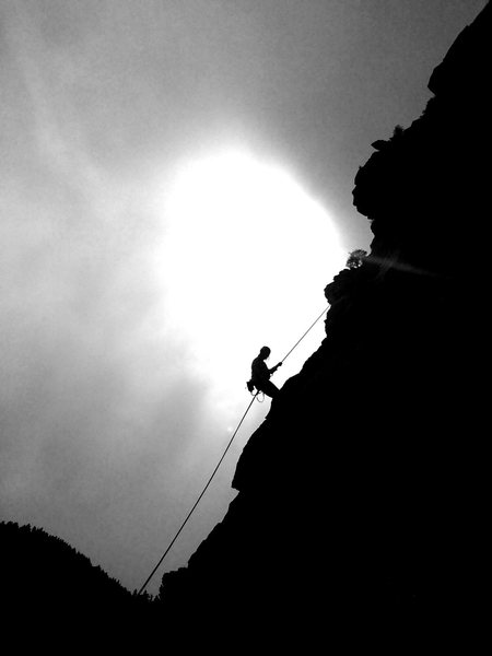 Rock Climbing Photo: Creekside