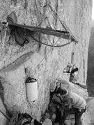 Rock Climbing Photo: Classic ledge!!