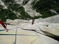 Rock Climbing Photo: Short Fix!!!