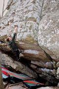 Rock Climbing Photo: Vogi