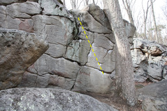 Rock Climbing Photo: Fat Cat