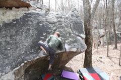 Rock Climbing Photo: Ribcage