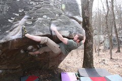 Rock Climbing Photo: Sternum
