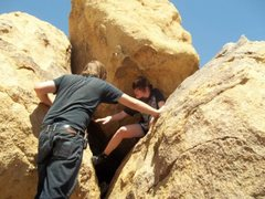 Rock Climbing Photo: Old photo back in 2011? Not quite sure where me & ...