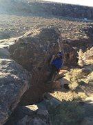 Rock Climbing Photo: Photo cred Vron Holmes