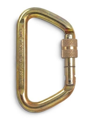 Missing CMC stainless carabiner