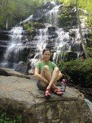 Rock Climbing Photo: Just me!