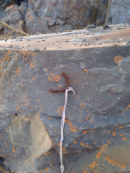 Rock Climbing Photo: No comment!