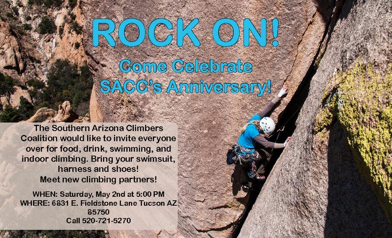 Rock Climbing Photo: SACC