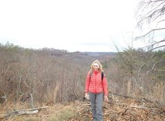 Rock Climbing Photo: Bethy