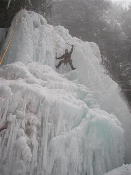2010 Platte Clove Falls, Catskills NY