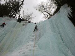 Rock Climbing Photo: 2014 Buttermilk Ravine Catskills NY