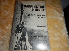 Rock Climbing Photo: Old guidebook
