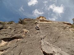 Rock Climbing Photo: A great shot of Lower Snag
