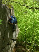 one of my favorite moves at Rumney