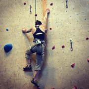 Rock Climbing Photo: At Ring of Fire 2015.