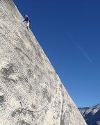 Yosemite, North Dome, Crest Jewel, P1