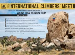 Rock Climbing Photo: AAC ICM 2015