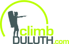 Rock Climbing Photo: Climb Duluth Logo. Check out the site y'all! climb...