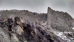Rock Climbing Photo: Tokopah Valley