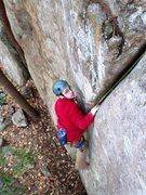 Rock Climbing Photo: ok, last one