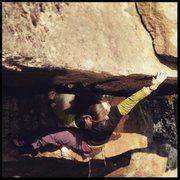 Rock Climbing Photo: Nicole's fave