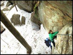 Rock Climbing Photo: torie