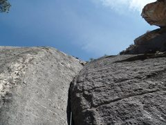 Rock Climbing Photo: Definitely bring doubles in 3 and 4. It was spicy ...