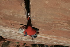 Rock Climbing Photo: MR zach LEE
