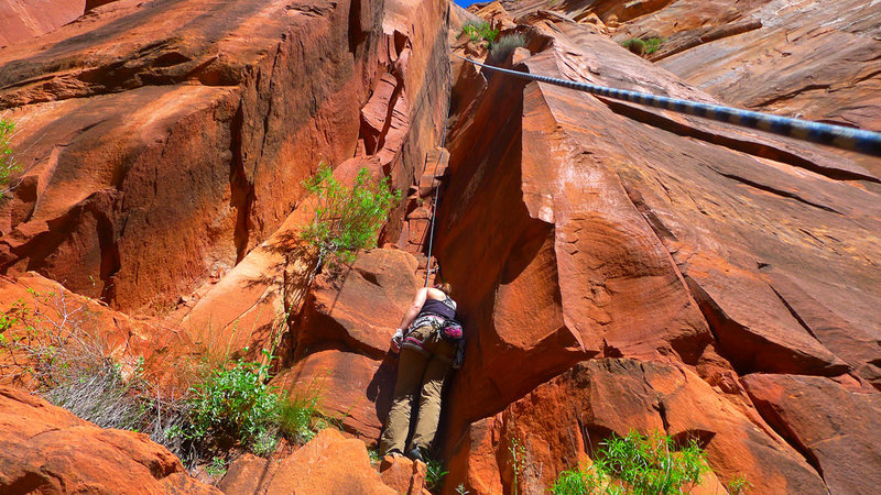 Rock Climbing Photo: Tales of Flails