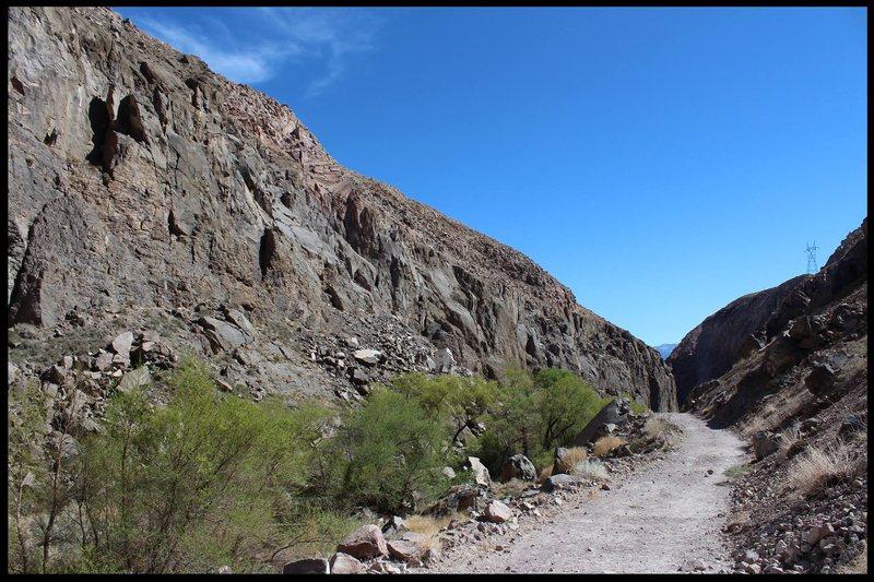 Rock Climbing Photo: owens