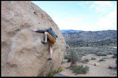 Rock Climbing Photo: loving the slopey goodness