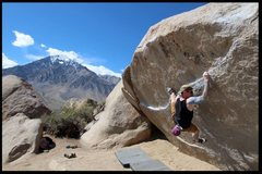 Rock Climbing Photo: returning to Iron Man after over a decade... still...