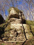 Rock Climbing Photo: Primal wall