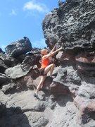 Rock Climbing Photo: Beware the Hungry Timeshare Salesman.