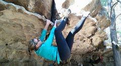 Rock Climbing Photo: Priest Draw