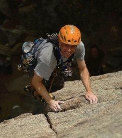 Rock Climbing Photo: Rob