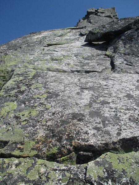 solid, fun rock on the ridgecrest