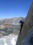 Rock Climbing Photo: Mt. Goode.  Sierra Nevada.