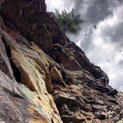 Rock Climbing Photo: Modern Times Roof