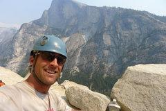 Rock Climbing Photo: dinner ledge