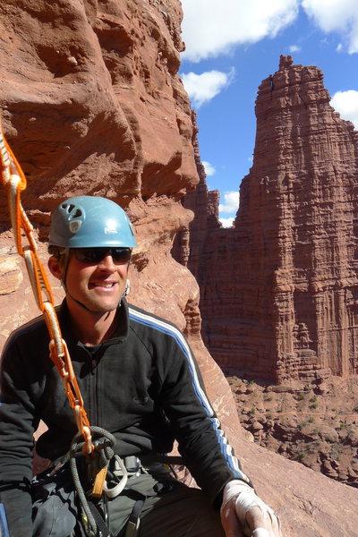 Rock Climbing Photo: desert fun