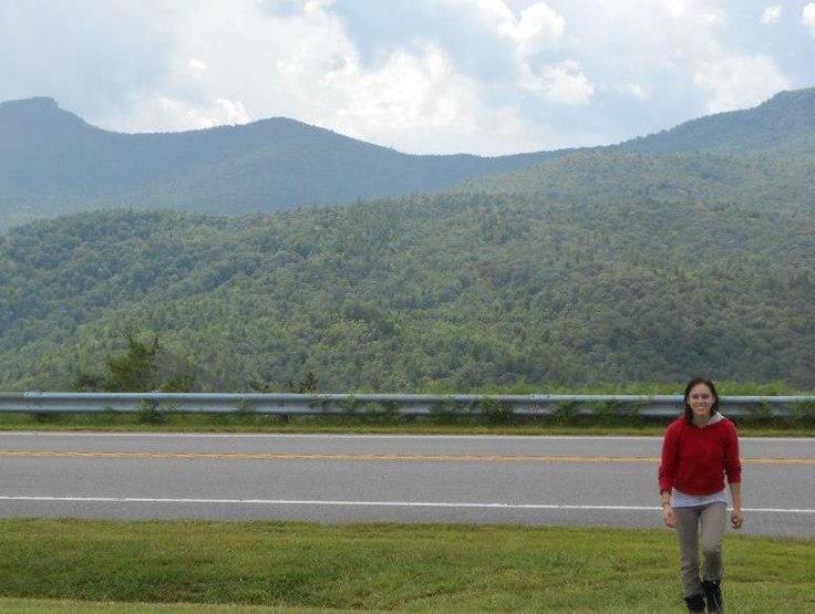 North Carolina Table Rock area