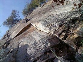 Rock Climbing Photo: Twall!! :)