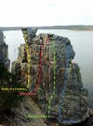Rock Climbing Photo: The Lighthouse