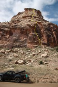 Rock Climbing Photo: Behold!
