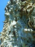Rock Climbing Photo: Sweet features!